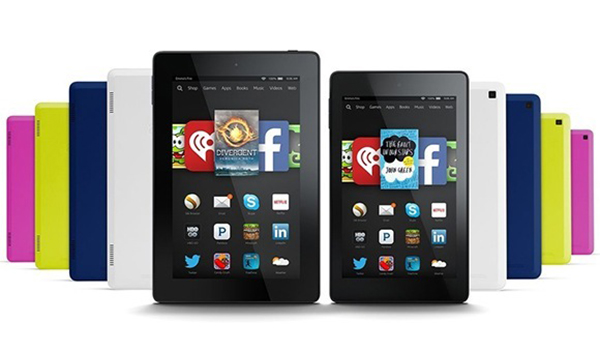 Анонсированы Amazon Kindle Fire HD 6 и Fire HD 7 - изображение