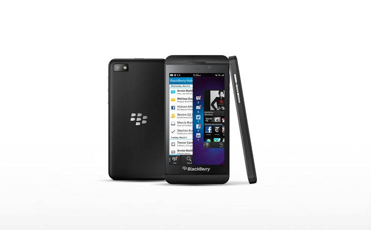 Обзор BlackBerry Z10: Шанс на возвращение - изображение