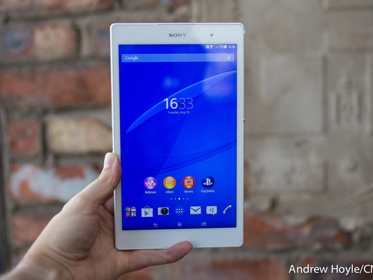 бзор планшета Sony Xperia Z3 Tablet Compact