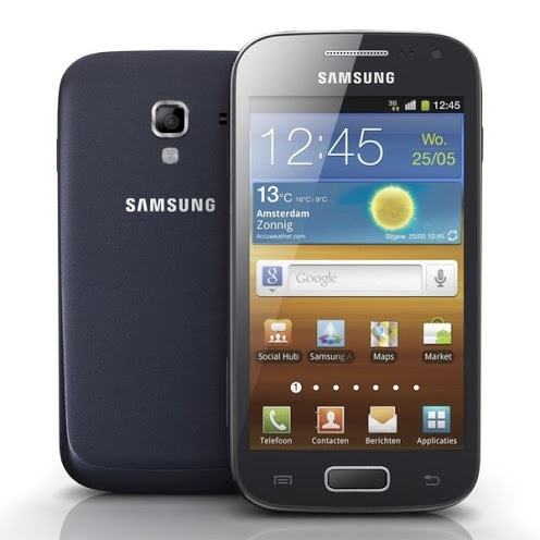Обзор Samsung Galaxy Ace 2: Бюджетный Galaxy S - изображение